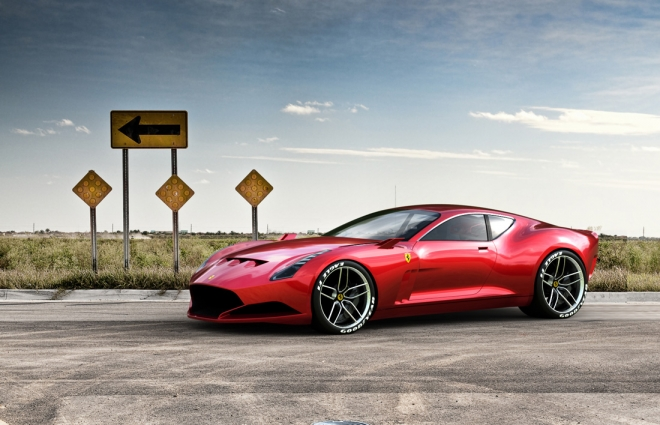 2018 ferrari 612 gto. interesting ferrari ferrari 612 gto by sasha selipanov for 2018 ferrari gto