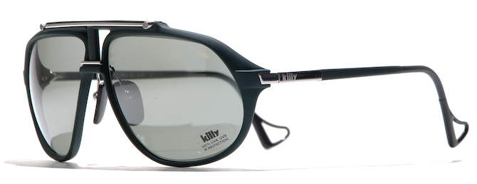 killy 469 008 side kings of past x stupiddope Killy Ultra Rare Vintage Aviator Sunglasses
