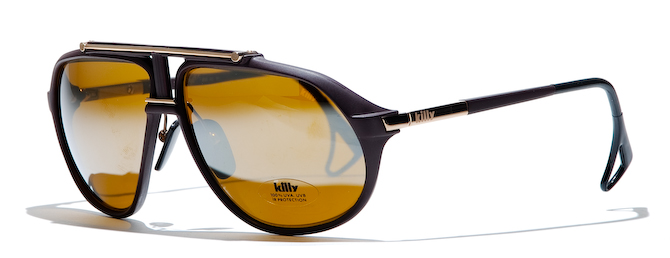killy 469 78 side kings of past x stupiddope Killy Ultra Rare Vintage Aviator Sunglasses