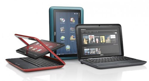 NEW DELL TABLET NETBOOK