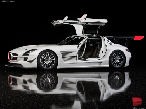 2011 Mercedes Benz Sls Amg Gt3. Their 2011 Mercedes-Benz SLS