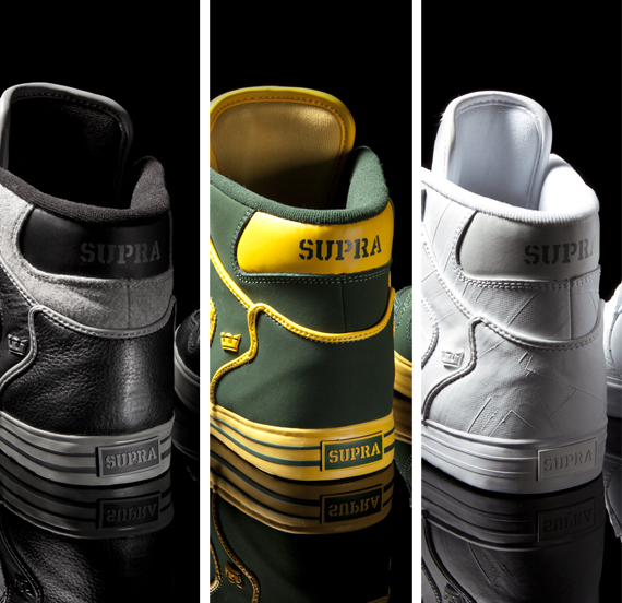 Vaider Collection by Supra